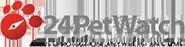24PetWatch Logo